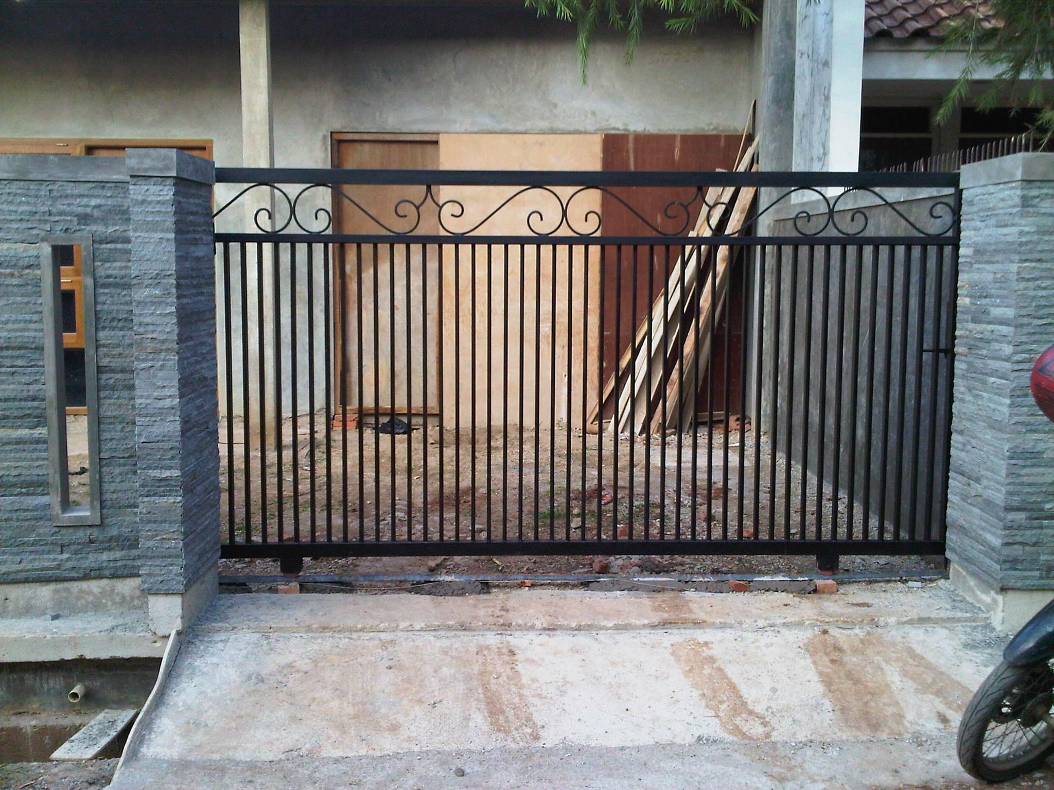 Pembuatan pagar (proses pembangunan Rumah) | My lovely baby
