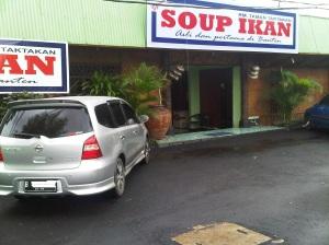 Soup ikan