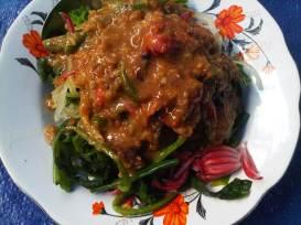 Pecal Kecombrang