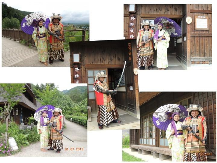 Oshin dan Samurai