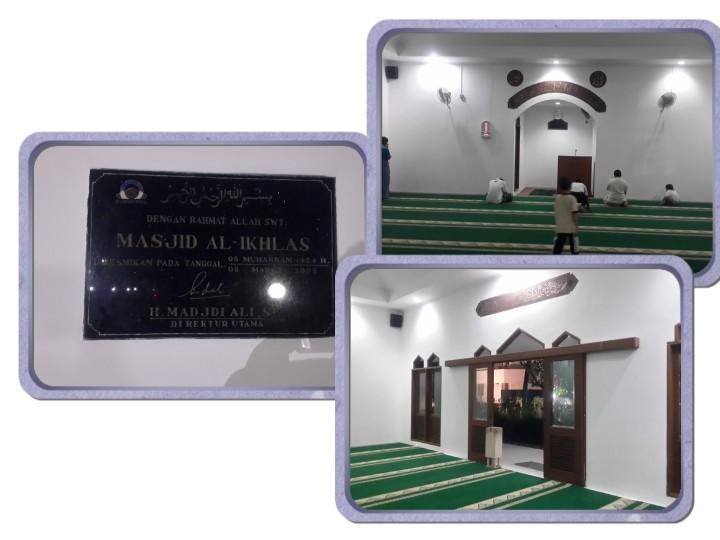 MAsjid Al-Ikhlas