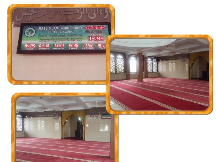 Masjid Jami Nurul Huda