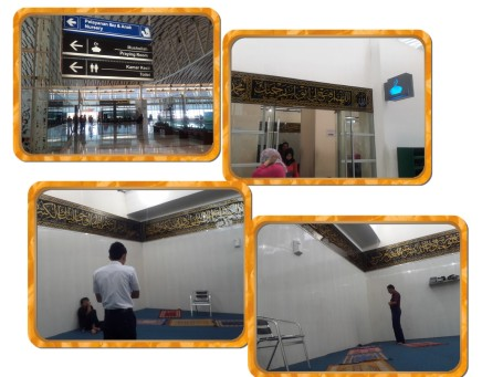 Musholla Bandara Sultan Hasanudin1